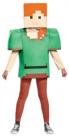 Minecraft Alex Classic Child Costume_thumb.jpg