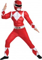 Mighty Morphin' Power Rangers Red Ranger Classic Muscle Child Costume_thumb.jpg