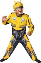 Transformers Bumblebee Muscle Toddler Costume 2T_thumb.jpg