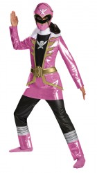 Power Rangers Super Megaforce Pink Ranger Deluxe Child Girl's Costume_thumb.jpg