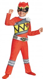 Power Rangers Red Ranger Dino Classic Toddler / Child Costume_thumb.jpg