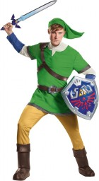 The Legend of Zelda Link Deluxe Adult Plus Costume_thumb.jpg