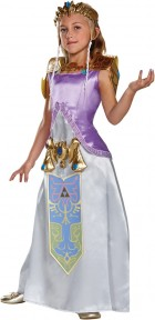 The Legend of Zelda - Zelda Deluxe Child Costume 4-6_thumb.jpg