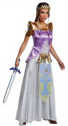 Legend of Zelda - Zelda Deluxe Adult Costume_thumb.jpg