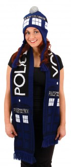 Doctor Who TARDIS Laplander Adult Hat_thumb.jpg