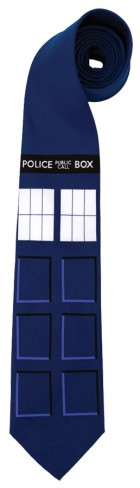 Doctor Who TARDIS Necktie Adult Costume Accessory_thumb.jpg