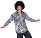 Saturday Night Silver Shirt 70s Disco Adult Costume_thumb.jpg