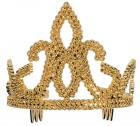 Gold Plastic Child Tiara With Combs_thumb.jpg