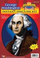 Heroes in History - George Washington Colonial Wig and Collar Costume Kit_thumb.jpg