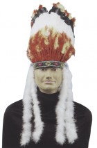 Native American Indian Chief Adult Costume Headdress_thumb.jpg