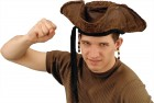 Adult Caribbean Pirate Distressed Men's Costume Hat _thumb.jpg