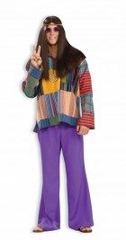 Purple Bell Bottom Pants Adult Costume_thumb.jpg