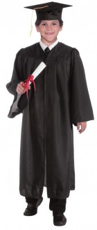 Black Graduation Robe Child Costume_thumb.jpg