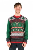 Ugly Christmas T-Shirt Candy Canes Adult_thumb.jpg