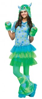 Monster Miss Teen Girl's Costume_thumb.jpg