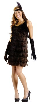 Classic Black Dancing 1920s Flapper Adult Women's Costume_thumb.jpg