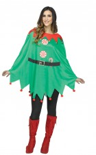 Elf Poncho Adult Costume Accessory Kit_thumb.jpg