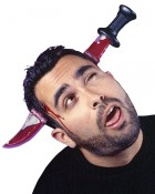 Splitting Headache Bloody Funny Halloween Headpiece Prop_thumb.jpg