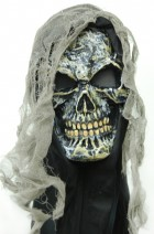 Rotted Skull Reaper Gauze Scary Mask Adult Costume_thumb.jpg