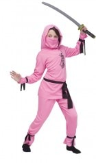 Pink Ninja Child Girl's Costume_thumb.jpg