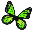 Child Satin Butterfly Pixie Fairy Costume Wings Green_thumb.jpg