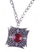 Vampire Red Gem Medallion Adult Costume Jewelry Accessory_thumb.jpg