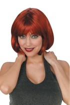 Bob Short Wig With Bangs Auburn_thumb.jpg