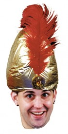 Deluxe Adult Arabian Indian Turban Men's Genie Headwear_thumb.jpg