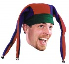 Economy Adult Jester Hat with Bells Mardi Gras Costume Accessory_thumb.jpg