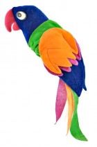 Funny Parrot Bird Costume Hat_thumb.jpg