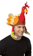 Turkey Thanksgivings Adult Funny Men's Costume Hat_thumb.jpg