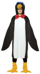Light Weight Penguin Adult Costume One Size_thumb.jpg