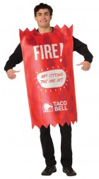 Taco Bell Fire Sauce Packet Adult Costume_thumb.jpg