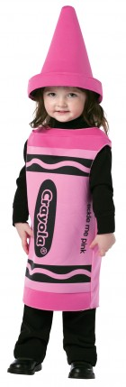 Crayola Tickle Me Pink Toddler Costume 18-24 Months_thumb.jpg