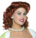 Vintage Housewife Wig Red Adult Costume Accessory_thumb.jpg