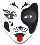 Face Decal Dalmatian Adult Makeup Costume Accessory_thumb.jpg