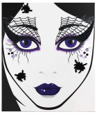 Face Decal Spider Web Adult Makeup Costume Accessory_thumb.jpg