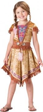 Native American Indian Maiden to Be Child Girl's Costume_thumb.jpg