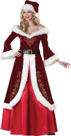 Mrs St Nick Womens Santa Claus Adult Costume_thumb.jpg