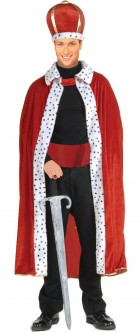 King Robe & Crown Adult Costume Kit_thumb.jpg
