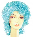 Curly Clown Discount Long Blue Adult Wig_thumb.jpg