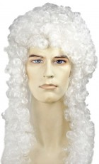 Judge Special Bargain White Adult Wig_thumb.jpg