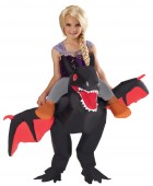Black Ride On Dragon Inflatable Child Costume_thumb.jpg