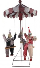 Clown Go-Round Animated Halloween Prop_thumb.jpg