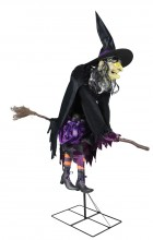 Flying Fancy Witch Animated Halloween Prop_thumb.jpg