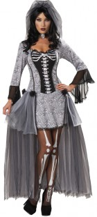 Skeleton Bride Adult Costume_thumb.jpg