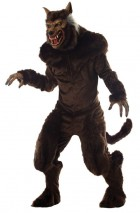 Deluxe Werewolf Monster Beast Adult Full Body Costume_thumb.jpg