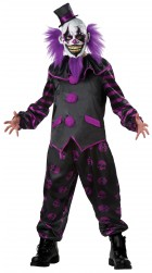 Bearded Clown Adult Costume X-Large_thumb.jpg