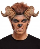 Curled Beast Horns Adult Costume Accessory_thumb.jpg