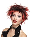 Punk Rock Chick Spiked Wig Red_thumb.jpg